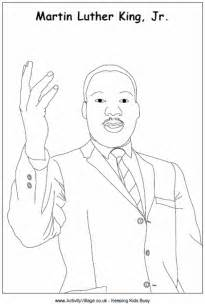 martin luther king jr coloring pages martin luther king colouring page