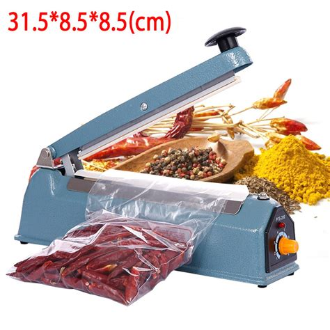 Portable Mini Heat Sealing Machine Alat Perekat Plastik Manual popular handheld vacuum sealer buy cheap handheld vacuum sealer lots from china handheld vacuum