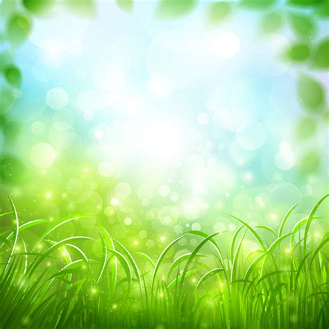 design background nature nature green blurred background vector background free