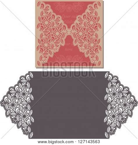 Cut Out Card Templates Free by Cutout Vectors Stock Photos Illustrations Bigstock