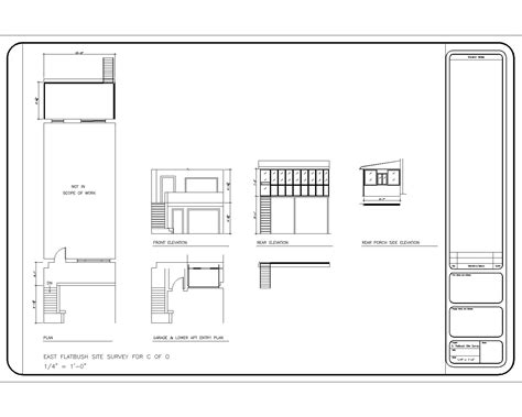 floor plan title block 301 moved permanently