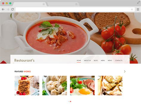 bootstrap templates for restaurant free spicy free bootstrap html5 restaurant template