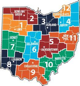 ohio county maps ohio department of transportation