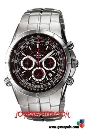 Casio Edifice Ef 516 Original vendo o cambio casio edifice ef 518