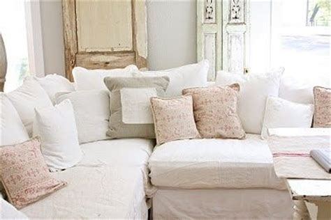 and the comfy couch comfy white couch grain sack cushions for the home