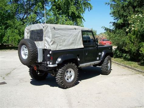 land rover defender lifted 1990 land rover defender d90 turbo diesel top