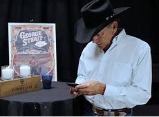 George Strait Wants You to Turn Off Your Cellphone When ... George Strait 2017 Tickets