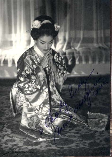 maria callas madame butterfly the fat spanish woman in madame butterfly huh