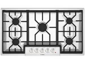 bosch cooktop gas gas cooktops gas stove tops bosch dual stack burners