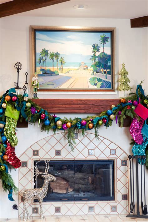 spanish decorations for christmas style home inspired by this