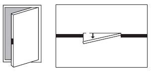 right hand door swing definition hardware basics