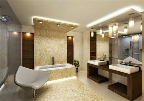 big bathrooms ideas le faux plafond suspendu est une d 233 co pratique pour l