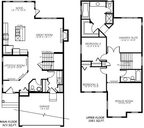 House Plans Edmonton by Maddy Ii Model Floor Plan By Pacesetter Homes Edmonton