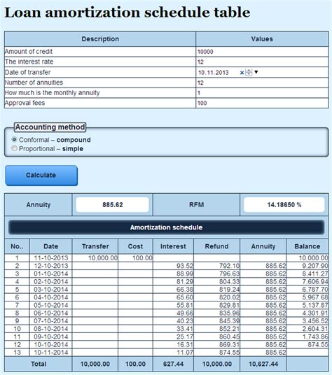 housing loan amortization calculator housing loan amortization calculator 28 images excel
