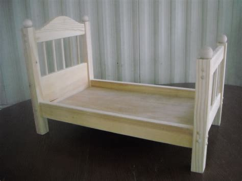 18 inch doll beds handmade spindle doll bed for 18 inch doll