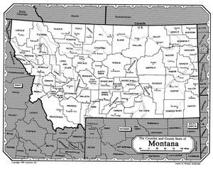 Butte County Marriage Records All About Genealogy And Family History Silver Bow County Montana Ancestry Wiki