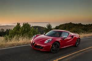 Alfa Romeo 4c Photos 2015 Alfa Romeo 4c Front Three Quarter Photo 8