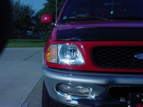 2002 Ford F150 Lights by 2002 F150 Headlights Pictures To Pin On Pinsdaddy
