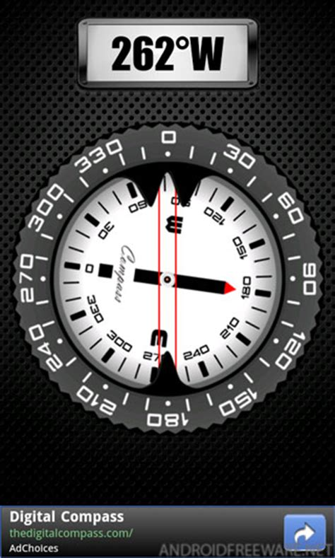 android compass compass pro free app android freeware