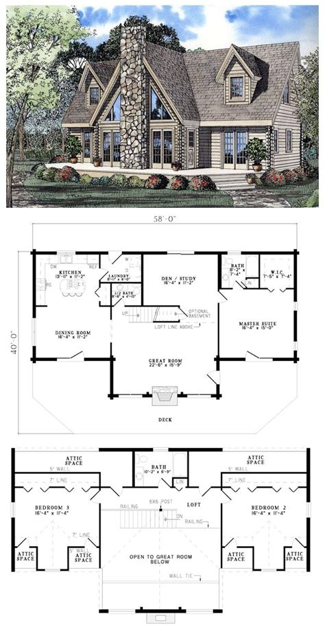 Mountain Top House Plans by 2 Bedroom Mountain Cabin Plans Bedroom Review Design