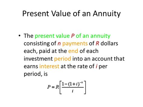 how to calculate the present value in excel 2013