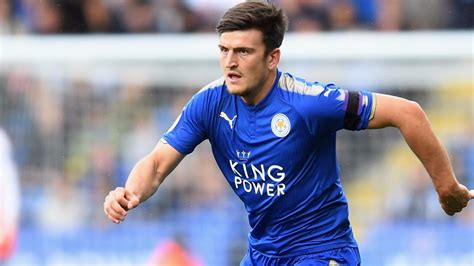 harry maguire leicester s harry maguire is he the best signing of the