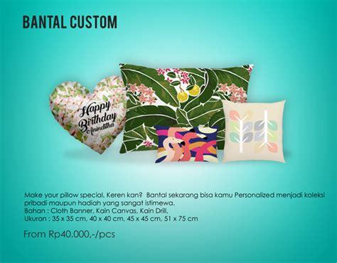Bantal Sofa Custom Desain Sendiri Bantal Kotak jual bantal foto custom snapy co id