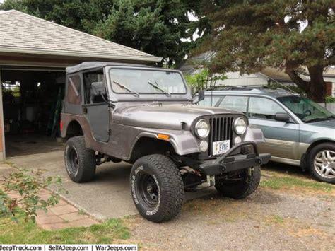 1979 Jeep Cj5 Parts Cj 1