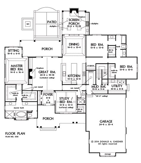 now available the travis plan 1350 houseplansblog dongardner