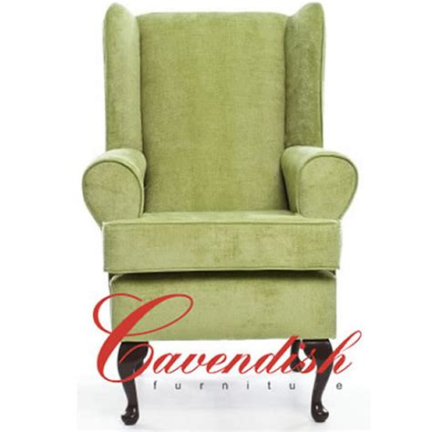 green orthopedic high back chair elderly care and