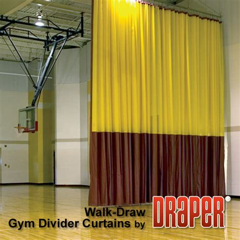 gym curtains pin gymnasium divider curtain on pinterest