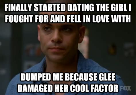 Pinboard Glee Kink Meme - everything has memes even glee memes