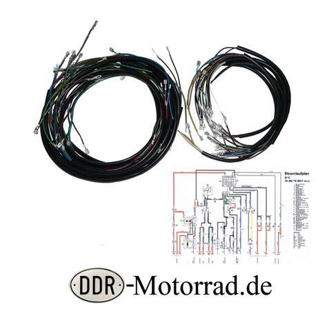 Motorrad Mz Ts 250 1 by Kabelbaum Mz Ts 250 1 Ddr Motorrad De Ersatzteileshop