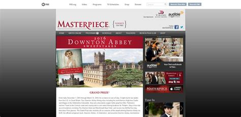 Pbs Org Sweepstakes - pbs 2016 downton abbey sweepstakes sweepstakes lovers
