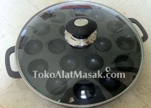 Panci Pemasak Air toko cetakan kue takoyaki dan lobayaki bulat toko alat