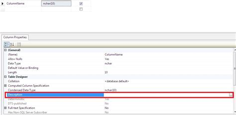 how to add column in in sql how to add a comment to an existing column in sql