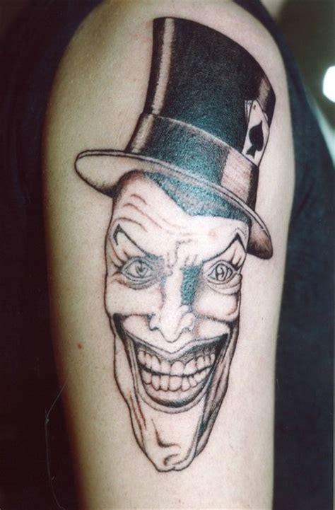 joker hat tattoo jester tattoo images designs