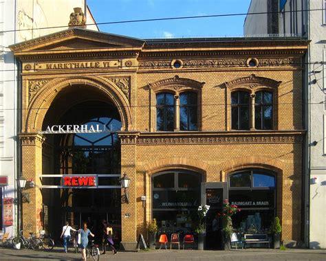 berliner bank hackescher markt ackerhalle