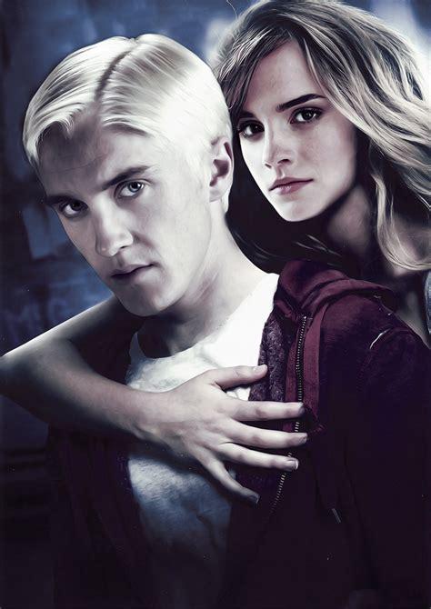 Hermione Granger Draco Malfoy by Draco Malfoy Hermione Granger Images Dramione Hd