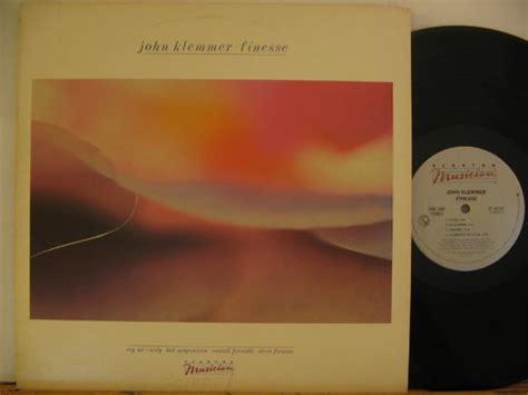 Klemmer Finesse klemmer finesse records lps vinyl and cds musicstack