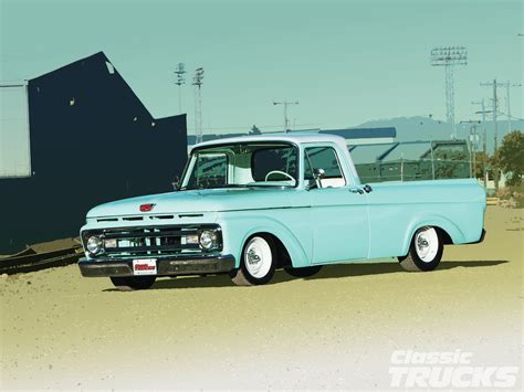 Ford Unibody Truck by 1963 Ford Truck Unibody