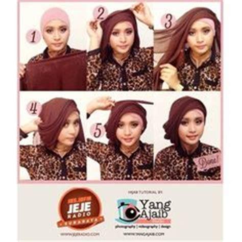 tutorial hijab turban ini vindy turkish hijab style step by step hijab tutorials