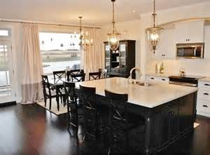Open Kitchen And Dining Room Open Concept Kitchens And Dining Rooms Best Home Decorating Ideas