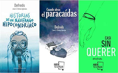 libro agenda de defreds 7 libros para noviembre 161 saca la manta diario16