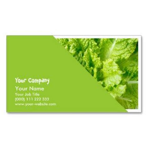 farm business cards templates standard sized horizontal agriculture business cards