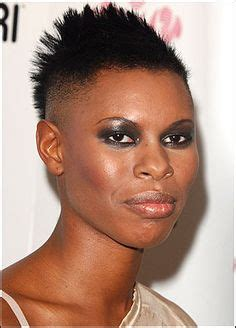female rock singers with short hair skin most beautiful woman ever music pinterest