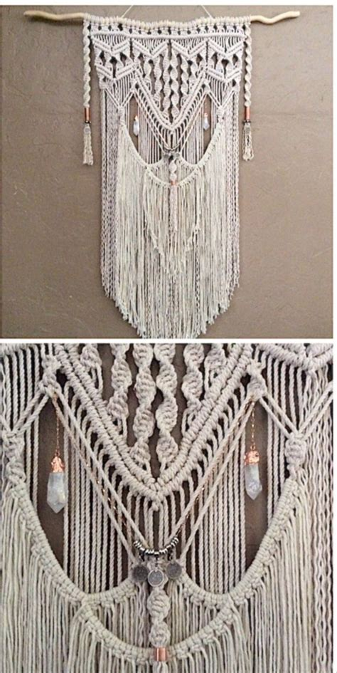 macrame art 1069 best micro macrame wall images on