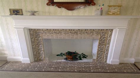 Decorative Tile For Fireplace by Decorative Fireplace Decorative Fireplace Tile Ceramic