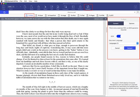 convert pdf to word in preview super easy way to convert pdf to word on mac for free