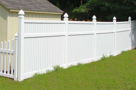 white backyard fence triyae com white vinyl fence backyard various design